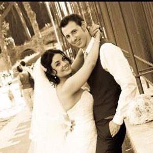 Paula and Daniel t
